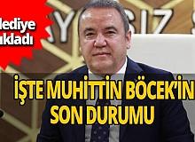 Antalya son dakika...Antalya Büyükşehir Belediyesi'nden Muhittin Böcek açıklaması