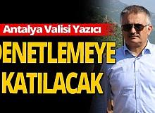 Antalya Valiliğinden flaş açıklama!