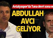 Antalyaspor'da son dakika! Tamer Tuna gitti