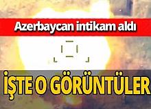 Azerbaycan ordusu Ermenistan'dan Gence'nin intikamını aldı