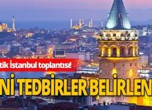 Bakan Koca, işareti verdi! İstanbul'a yeni tedbir mi geliyor?