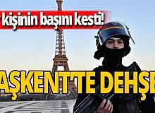 Başkent'te bıçaklı saldırgan dehşeti! Vurularak etkisiz hale getirildi