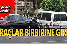 Burdur'da feci kaza! Yaralılar var