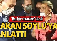 Tüm eşyalar yandı bir tek Türk bayrağı yanmadı