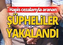Cezaevi firarileri Antalya'da yakalandı