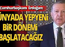 Cumhurbaşkanı Erdoğan'dan '29 Ekim' mesajı