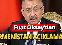 Cumhurbaşkanı Yardımcısı Oktay: Ermenistan insanlık suçu işlemektedir