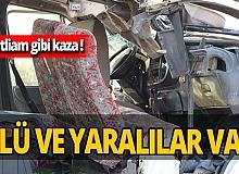 Diyarbakır'da feci kaza! Bilanço çok ağır