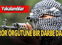 Eylem hazırlığındaki 5 PKK'lı terörist yakalandı