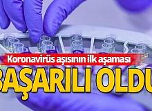 Flaş Haber Türkiye'den! COVİD-19 aşısında umutlandıran gelişme
