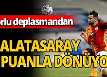 Galatasaray haftalar sonra kazandı!