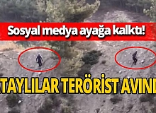 Hataylılar terörist avında!