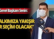 """HP Genel Başkanı Yenal Senin: """"Kıbrıs Türk halkı için önemli bir dönemeç"""""""