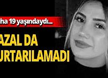 İstanbul'da 19 yaşındaki Hazal katledildi!