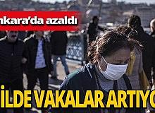 İstanbul'da vaka sayıları durmak bilmiyor!