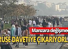 İstanbul'dan Koronavirüs saçan karaler!