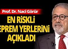 Prof. Dr. Naci Görür'den önemli İstanbul depremi açıklaması