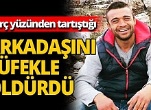 İzmir'de borç cinayeti! Av tüfeğiyle katletti