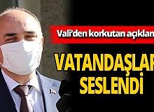 """Kayseri Valisi Şehmus Günaydın: """"Korkarım ki vaka sayımız artacak"""""""