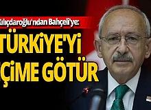 Kılıçdaroğlu'ndan Bahçeli'ye flaş çağrı!