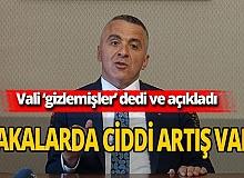 """Kırklareli Valisi Osman Bilgin: """"Bir işletmede 30 yeni vaka tespit ettik"""""""