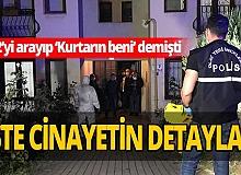 Düzce'deki korkunç cinayetin detayları ortaya çıktı!