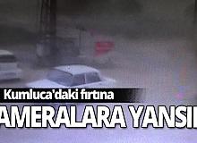 Kumluca'daki fırtına can almıştı! O görüntüler ortaya çıktı