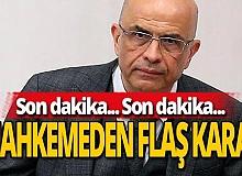 Mahkeme, Enis Berberoğlu kararını reddetti