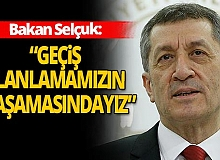 Milli Eğitim Bakanı Ziya Selçuk'tan yüz yüze eğitim mesajı!