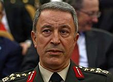 Milli Savunma Bakanı Hulusi Akar'dan Azerbaycan'a destek
