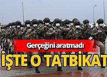"Milli Savunma Bakanlığı: ""Anadolu Vaşağı tatbikatı başarıyla tamamlandı"""