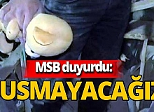 MSB'den Azerbaycan'a destek: 'Biz susmayacağız'