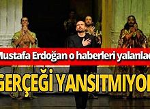 """Mustafa Erdoğan: """"Gösterilerin yeri hakkında çıkan haberler doğru değil"""""""