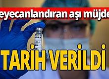 Selçuk Üniversitesi'nden aşı müjdesi!