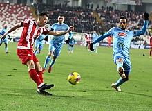 Sivasspor ile Çaykur Rizespor'un 17. randevusu