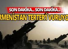 SON DAKİKA: Ermenistan Terter'i vuruyor!