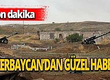 Son dakika! Azerbaycan duyurdu: 6 köy daha kurtarıldı