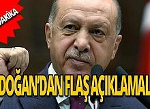 """Son dakika! Cumhubaşkanı Erdoğan: """"Zor ve sancılı bir süreçten geçiyoruz"""""""