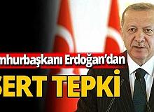 Son dakika!  Cumhurbaşkanı Erdoğan'dan Berlin polisine tepki