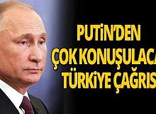 Son dakika… Putin: Karabağ görüşmelerinde Türkiye dahil birçok ülke yer almalı