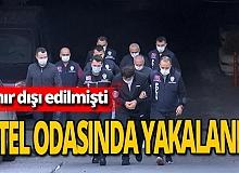 Suç örgütü lideri Guram Chıkladze yakalandı!