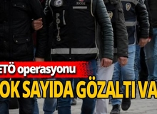 TSK yapılanmasına yönelik FETÖ soruşturmasında 31 gözaltı