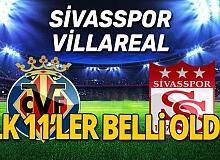 Villarreal Sivasspor maçı hangi kanalda?