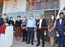 Yöresel ürünler mağazası ASSİM'de açıldı