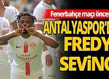 Zorlu maç öncesinde Antalyaspor'da 7 eksik