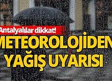 19 Kasım 2020 Antalya'da hava durumu!