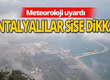 23 Kasım 2020 Antalya'da hava durumu