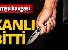 Adana'da dehşet saçan baba ve oğlu komşuları Ahmet Şerefoğlu ve kardeşi Bülent Şerefoğlu'nu bıçakladı