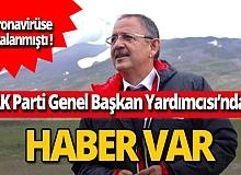 AK Parti Genel Başkan Yardımcısı ve Kayseri Milletvekili Mehmet Özhaseki ve eşi Neşe Özhaseki'nin koronavirüs tedavisine hastanede devam edilecek