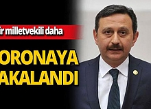 AK Parti Kocaeli Milletvekili Mehmet Akif Yılmaz koronavirüse yakalandı